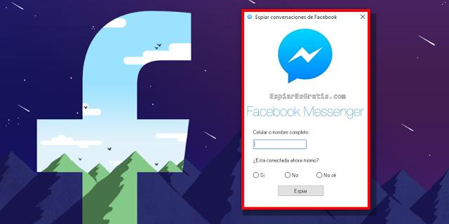 aplicacion android para espiar facebook
