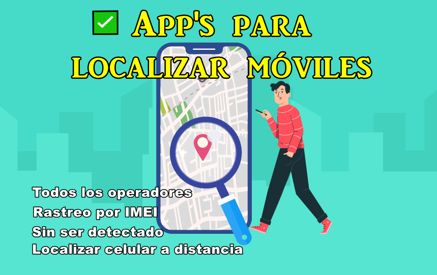 las mejores aplicaciones para localizar